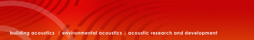 Acoustic Engineering Services